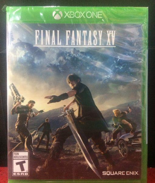 Xone Final Fantasy XV