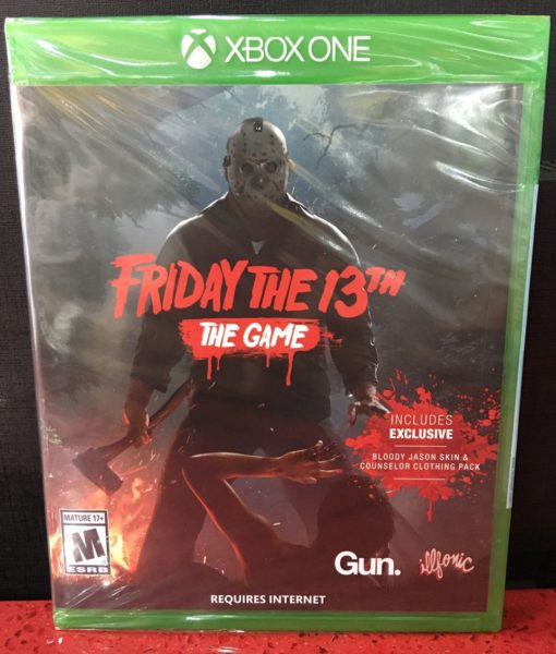 Xone Friday The 13 the game