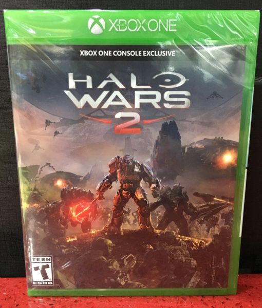 Xone Halo Wars 2 game