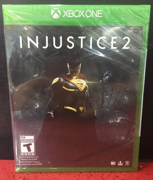 Xone Injustice 2 game