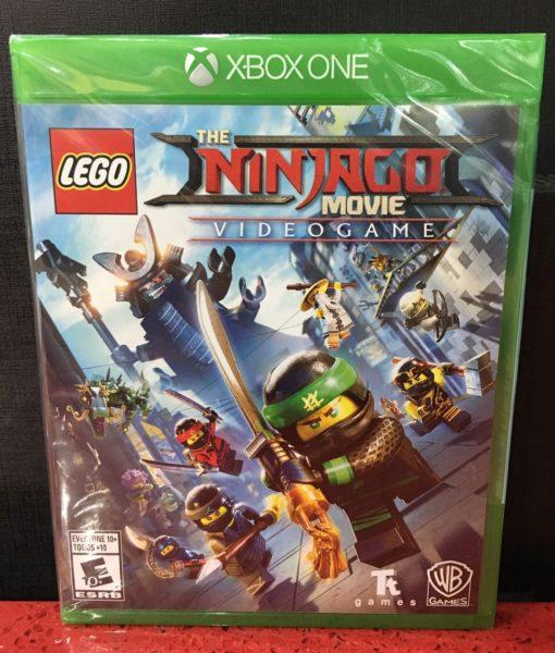 Xone LEGO The Ninjago Movie Videogame