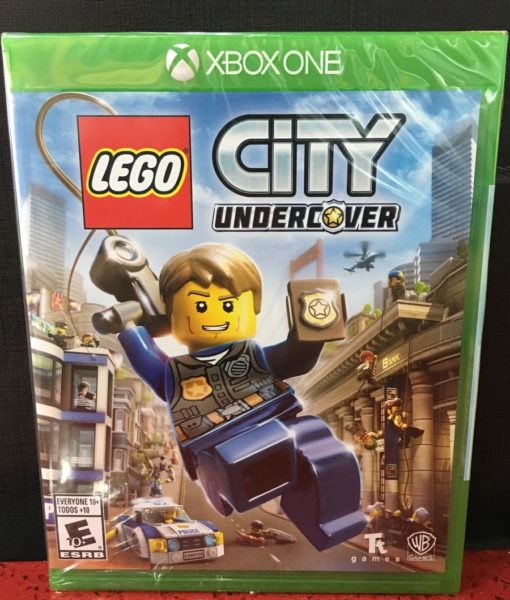 Xone Lego City Undercover game