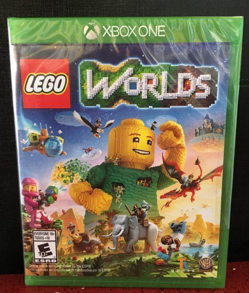 Xone Lego Worlds game