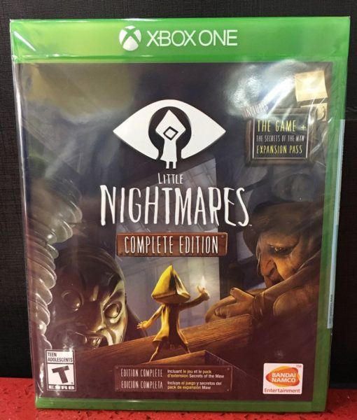 Xone Little Nightmares Complete Edition game