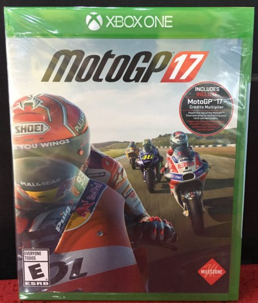 Xone MOTO GP 17 game