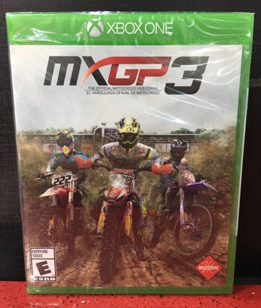 Xone MX GP 3 MotoCross game