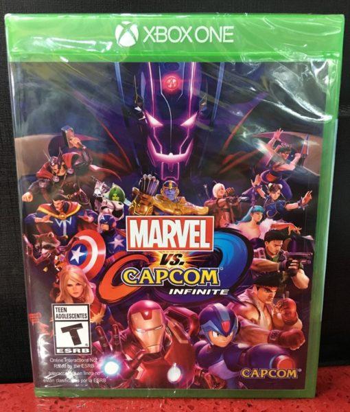 Xone Marvel vs Capcom Infinite game