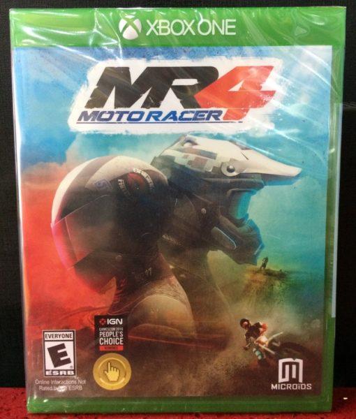 Xone Moto Racer 4 game