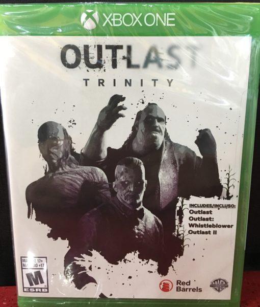 Xone Outlast Trinity game