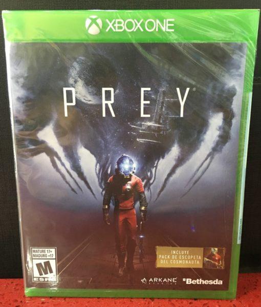 Xone Prey game