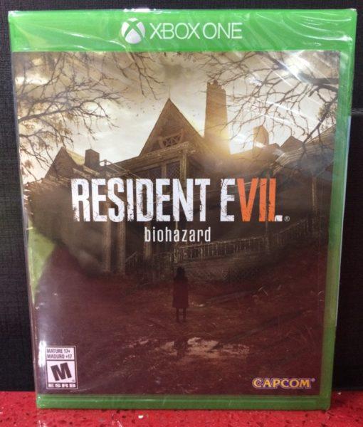 Xone Resident Evil VIII Biohazard game