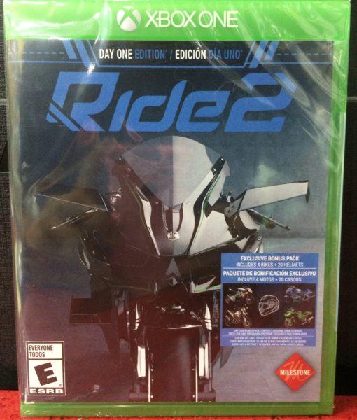 Xone Ride 2 game