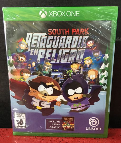 Xone South Park The Fractured but Whole game