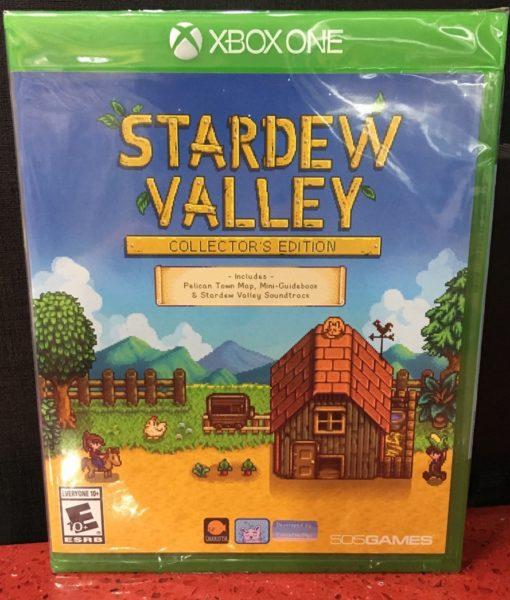 Xone Stardew Valley game