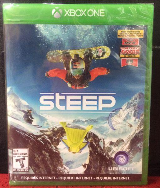 Xone Steep game