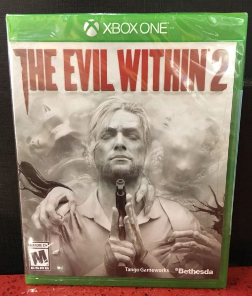 Xone The Evil Within 2 game