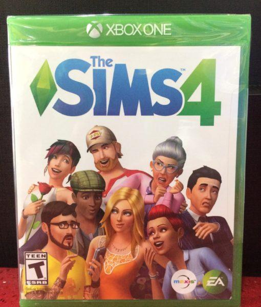 Xone The Sims 4 game