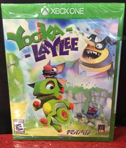 Xone Yooka Laylee game