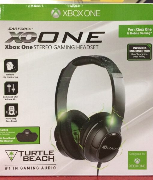 Xone item EarForce XO Headset TurtleBeach
