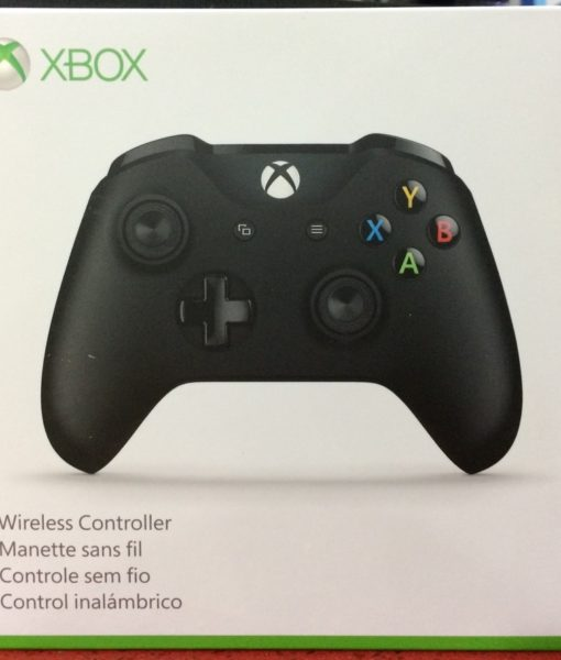 Xone item Wireless controller S Negro Microsoft