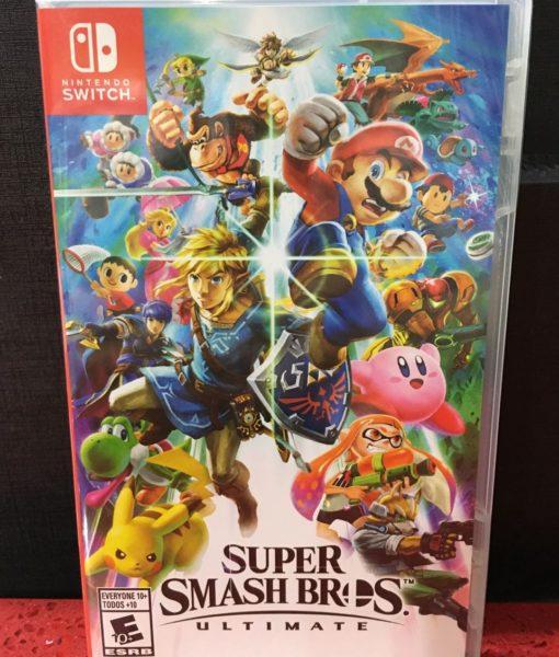 NSW Super Smash Bros. Ultimate game