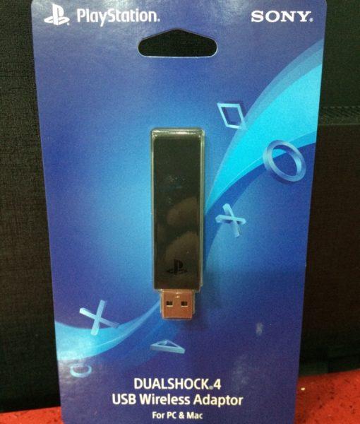 PS4 item DualShock 4 USB Wireless Adapter PC MAC
