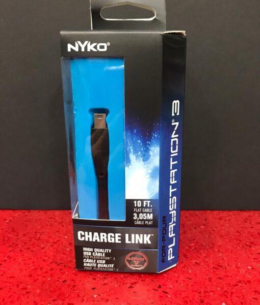 PS3 item Cable USB Cargador de Control NYKO2