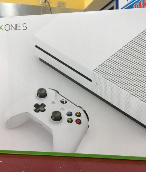 Xone Consola 1 TERA Modelo S Blanco CORE Microsoft
