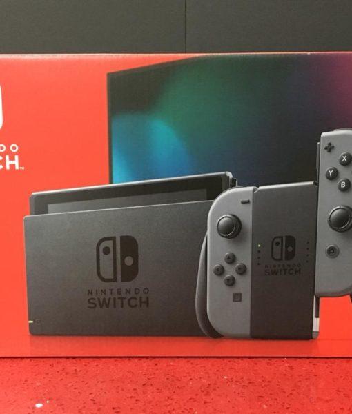 NSW Consola 32 gb JoyCon Gris Nintendo Revision