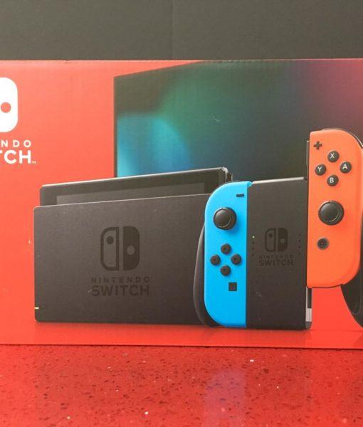 NSW Consola 32 gb JoyCon Neon Blue Red Nintendo Revision