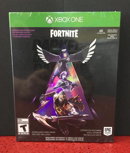 Xone Fortnite Darkfire Bundle game