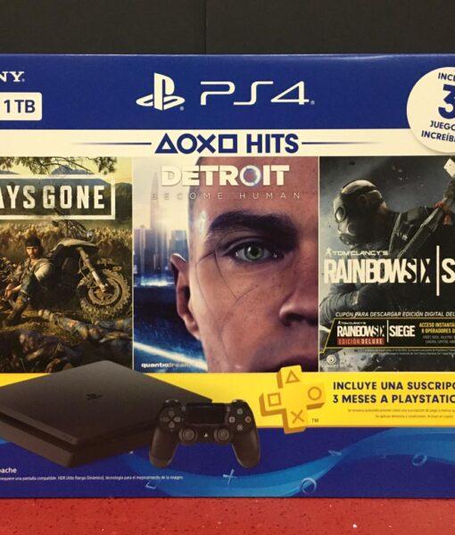 PS4 consola Mega Pack aquel