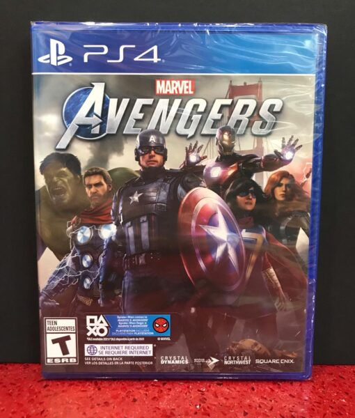 PS4 MArvel A
