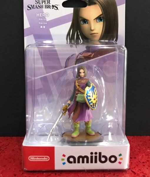 Amiibo Figure Hero SMASH