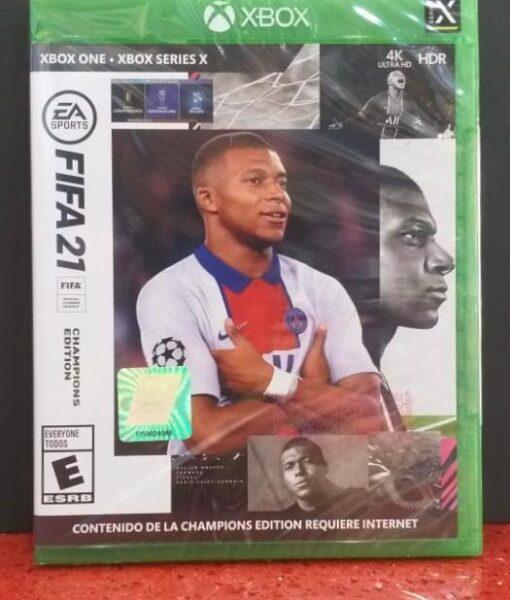 Xone FIFA 21 Champion Edition game