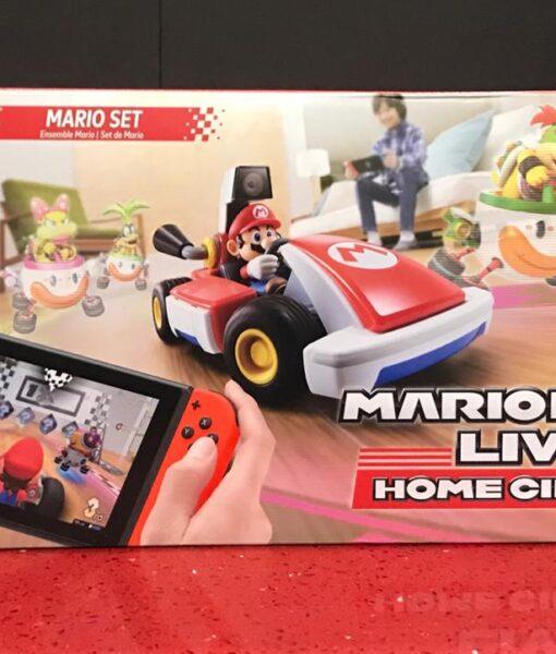 NSW Mario Kart Live Home Circuit game
