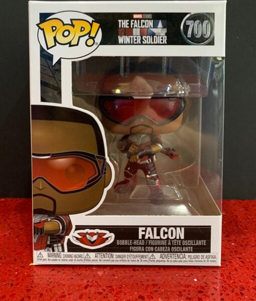Funko Pop Figure Marvel The Falcon 700