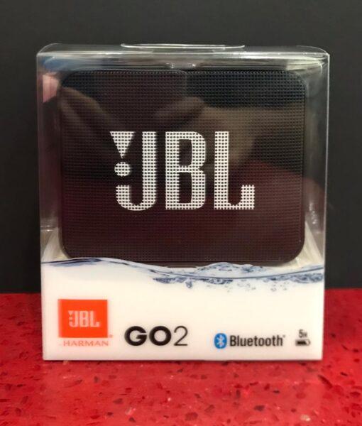 Parlante Bluetooth GO2 Negro JBL