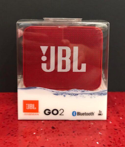 Parlante Bluetooth GO2 Rojo JBL