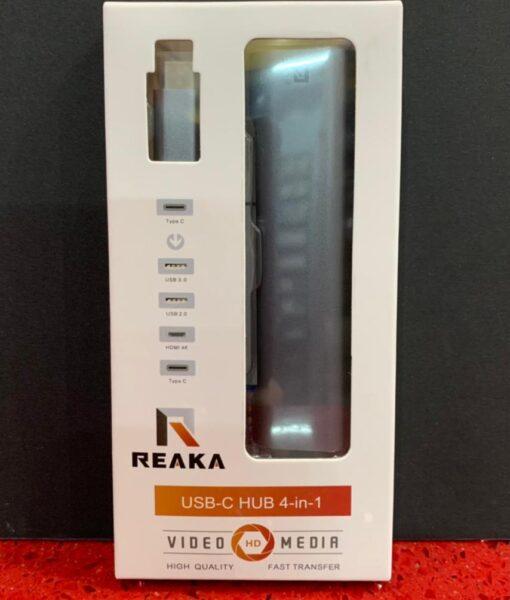 NSW item Adaptador Video HDMI para TV ReakaAMZ