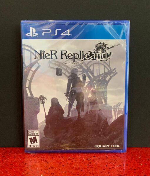 PS4 Nier Replicant game