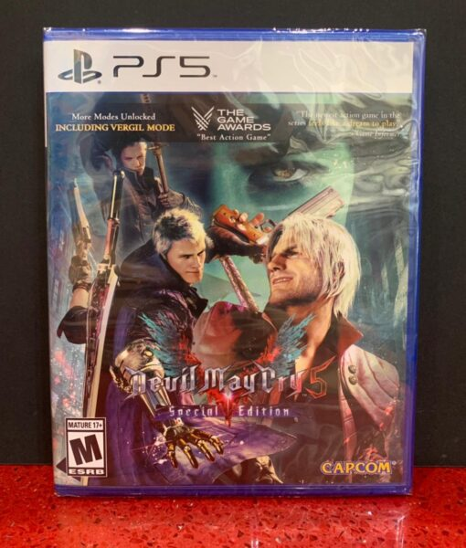 PS5 Devil May Cry 5 Special game