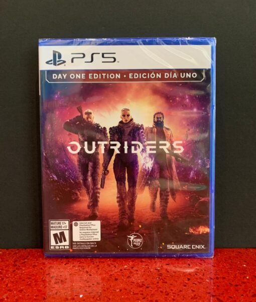 PS5 Outriders game
