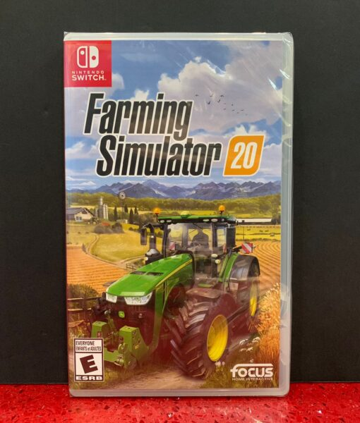 NSW Farming Simulator 20 game