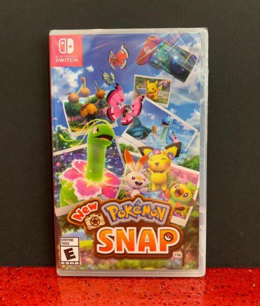 NSW New Pokemon SNAP game