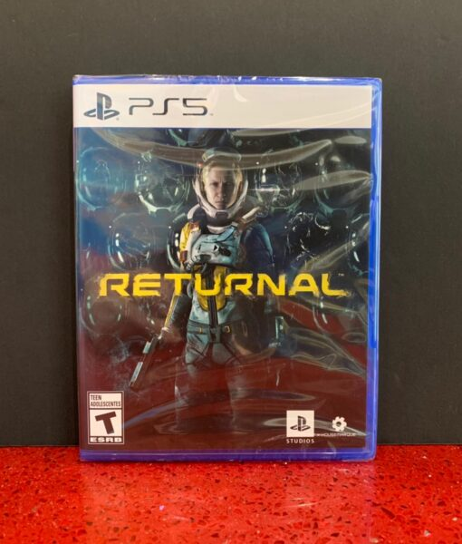 PS5 Returnal game