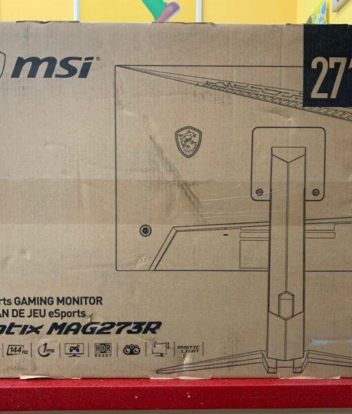 PC item Monitor Gaming 27p 144hz 1ms MSI AMZ