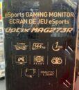 PC item Monitor Gaming 27p 144hz 1ms MSI AMZ_