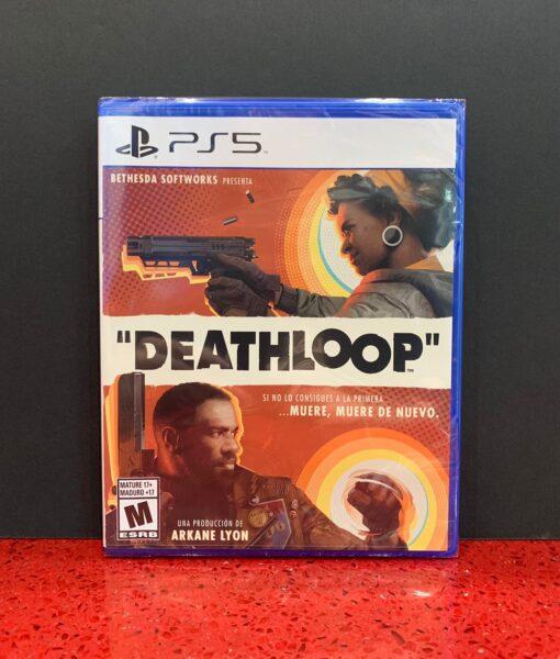 PS5 DeathLoop game