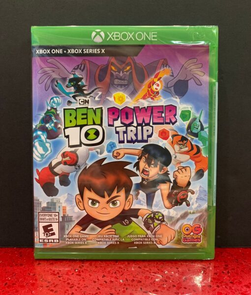 Xone Ben 10 Power Trip game